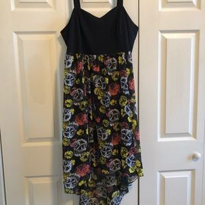 Torrid high low dress